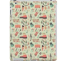 Once Seamless Pattern iPad Case/Skin