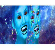 Space Vampires Photographic Print