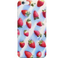 Sunset Strawberries iPhone Case/Skin