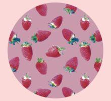 Pink Strawberry Pop Kids Clothes