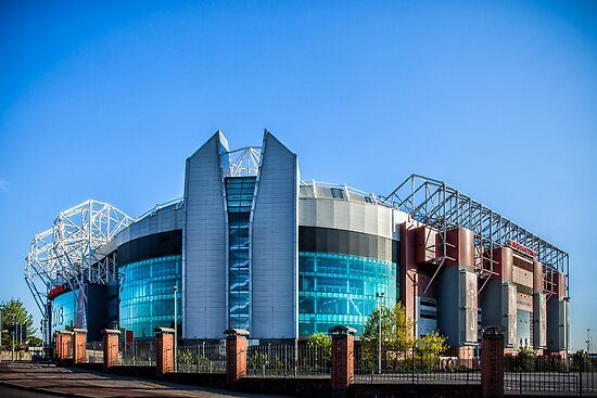 Theatre of Dreams by RED DAVID