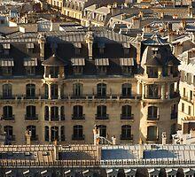 Paris Roof Tops © by © Hany G. Jadaa © Prince John Photography