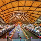 Southern Cross Station - Melbourne by Hans Kawitzki
