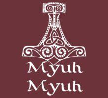 Myuh Myuh by Ixgil