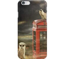 Meerkat Network iPhone Case/Skin