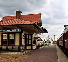 Strasburg Station by djphoto