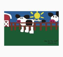 Moo In The Sun© Kids Clothes