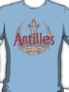 Antilles School of Flying (Light) T-Shirt