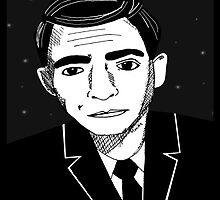 Rod Serling by MonikaSpook13