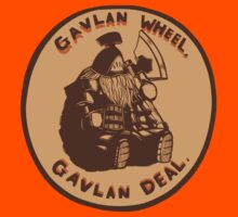 Gavlan Wheel? Gavlan Deal. by versson