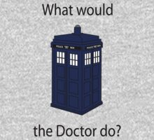 What Would the Doctor do by kittymini