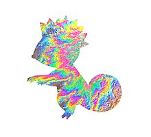 Kecleon used Synchronoise Photographic Print