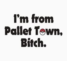 I'm from Pallet Town, Bitch by FrenchBanana