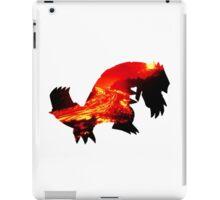 Groudon used Earthquake iPad Case/Skin
