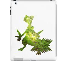 Sceptile used Leaf Storm iPad Case/Skin
