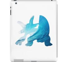 Swampert used Muddy Water iPad Case/Skin
