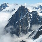Aiguille du Midi by CaptainTrips