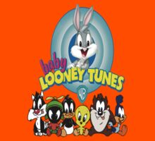 Baby Looney Tunes by gwafu
