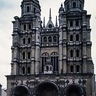 St Michael's Cathedral Dijon France 198405010038  by Fred Mitchell