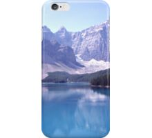 Valley of the Ten Peaks iPhone Case/Skin