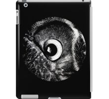 Owl Eye iPad Case/Skin