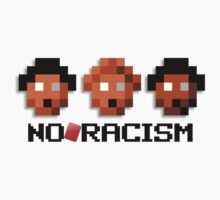 No Racism by pixsoccer