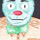 Blue Muppet by SteveHanna