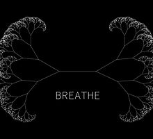 Breathe - Minimal Generative Design by kessondalef