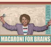 Macaroni For Brains by morningdance