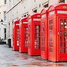 Telephone Box by Candypop