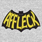 Affleck: THE DARK HORSE RISES! by robinzson