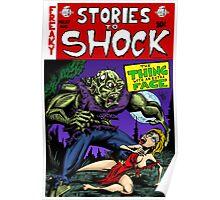 Stories To Shock Poster