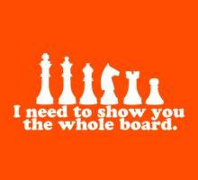The Whole Board by jamiesugah