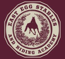 East Egg Stables by LicensedThreads