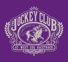 West Egg Jockey Club by LicensedThreads