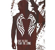 FIGHT THE DEAD, FEAR THE LIVING - DARYL DIXON by Dezi-Hutchinson