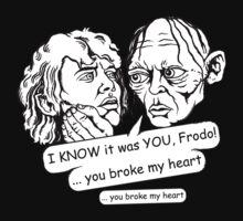 You Broke my Heart by ZugArt
