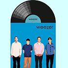 Weezer - Blue Album by rockandrell