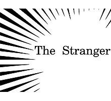 Albert Camus The Stranger Existentialism Photographic Print
