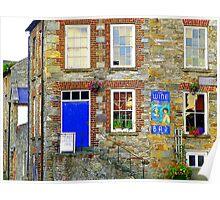 An Irish Hostelry Poster
