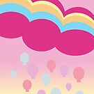 Pinkie Pie Rainbow Power (MLP:FiM) by pixel-pie-pro