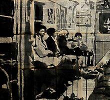 subway by Loui  Jover