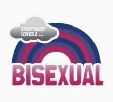 EVERYBODY LOVES A BISEXUAL by lgbtdesigns