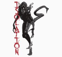 "NEW* ALIEN: ISOLATION MERCHANDISE... ""ISOLATION"" by ShadowGaming"