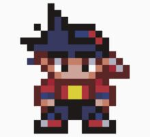 Pixel Beyblade Tyson by Brad Nightingale
