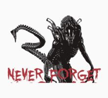 "NEW* ALIEN: ISOLATION MERCHANDISE... ""NEVER FORGET YEAR 2137"" by ShadowGaming"