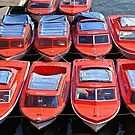 Boats for hire by John (Mike)  Dobson