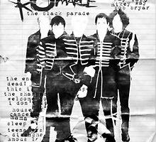 The Black Parade by kellyponies