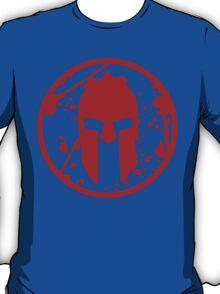 SPARTAN-SHIRT-BIG-RED T-Shirt