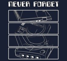 Retro Gamer - Sega: Never Forget by PaulRoberts